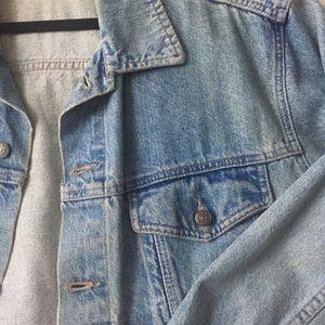 Vintage Jackets & Coats - Vintage denim jacket